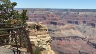 Grand Canyon National Park This is one of the natural wonders of the world.  Deep rich red colors band the canyon walls throughout its 277 mile length the Canyon averages […]