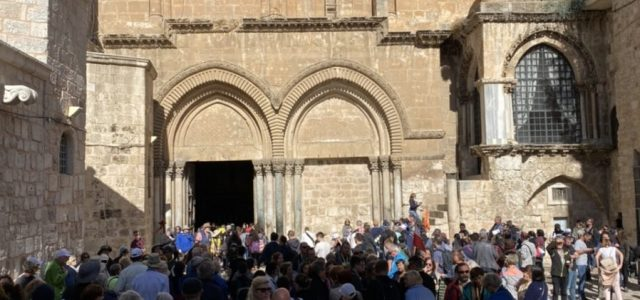 NOVEMBER 2019 ISRAEL PILGRIMAGE -PEF/NOBTS.  (1) REASONS FOR A CHRISTIAN TO GO TO ISRAEL Christians in the millions have traveled Israel since the early church times.  Their faith was encouraged […]